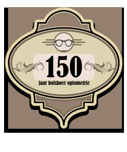150 jaar Holsboer Optometrie
