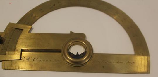 optische instrumentmaker